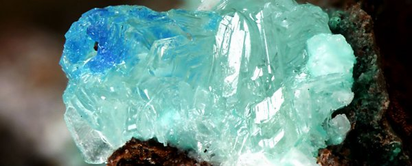 An explosion of never-before-seen minerals could mark the dawn of our new geological epoch