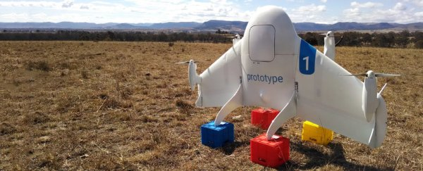 Google's internet balloon and deliver drone projects are graduating to the big time