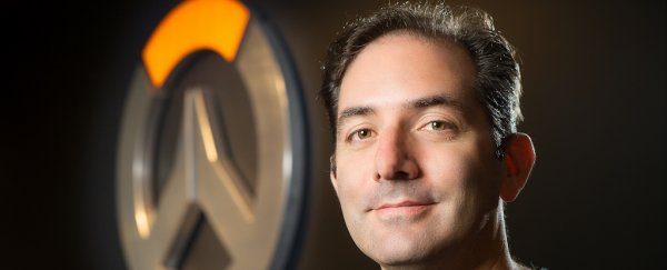 Blizzard's Jeff Kaplan on how to keep the best developers happy