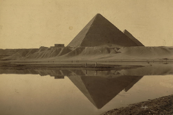Did physicists just solve the construction mystery of the Great Pyramid?