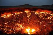 World's first expedition into Turkmenistan's Door to Hell