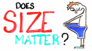 WATCH: Does size matter?