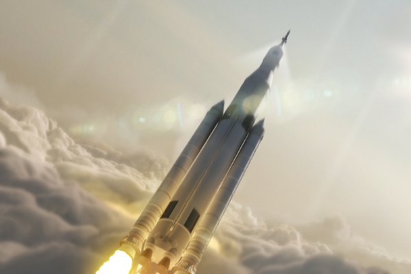 NASA is building the largest rocket ever, and it's set to launch in 2018